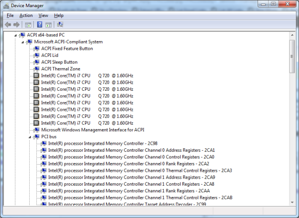 """Windows """"Device Manager"""" – expand all nodes « The Wiert Corner"""