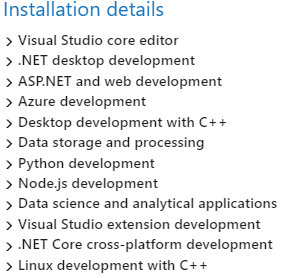 Creating a full off-line installation directory for Visual Studio