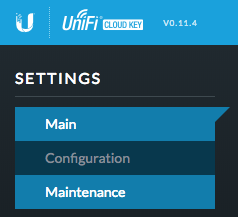 "Ubiquity UniFi SDN – Server status ""UniFi Controller is starting up"