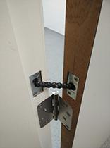 Adjunct 2500 inbouw kettingdeursluiter
